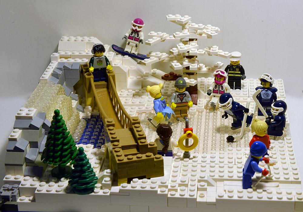 lego schnee