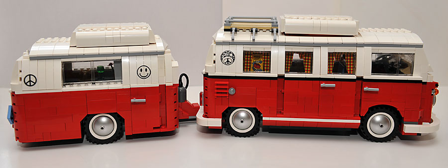 volkswagen t1 van lego. Black Bedroom Furniture Sets. Home Design Ideas